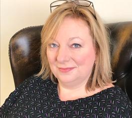 Caroline Adams, Cognitive Hypnotherapist